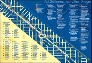 MAAF map